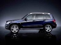 Mercedes-Benz GLK 350 AT 4MATIC