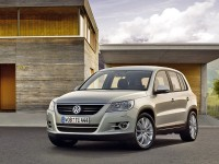 Модель Volkswagen Tiguan 2.0D AT Track & Field