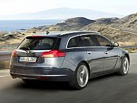 Модель Opel Insignia Sports Tourer 2.0T AT 4x4
