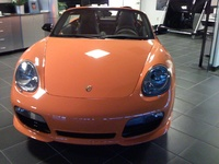 Porsche Boxster S 3.4 MT Black Edition.