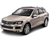 Мощность и современность в модели Volkswagen Touareg 4.2 AT
