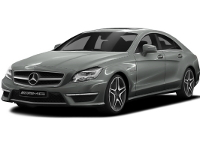 Самый мощный седан Mercedes-Benz CLS 63 AMG AT класса Е